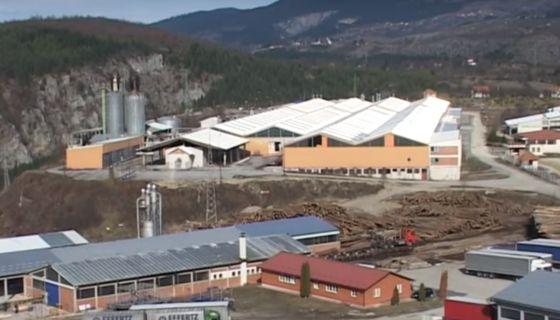 Фабрика за прераду дрвета Инова Кокин Брод