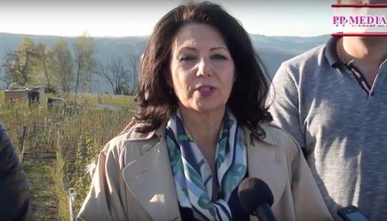 Санда Рашковић Ивић у Пријепољу