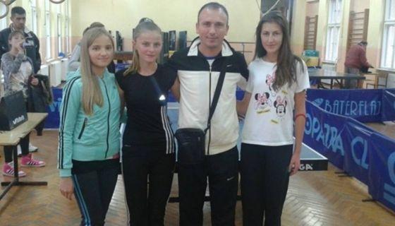 Дијана Луковић, Магда Курћубић, Емир Кријешторац, Јелена Басарић