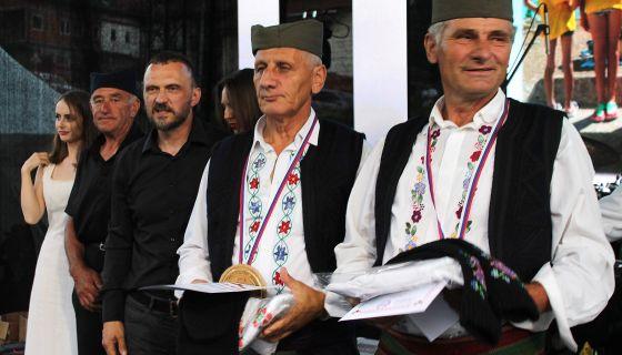 Победници Сабора - Миломир Стаматовић и Милутин Гујаничић