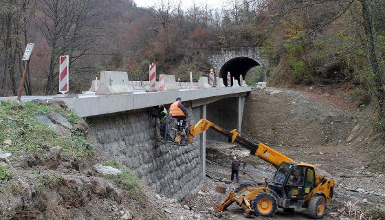"""Мост """"Бистрица 8"""""""