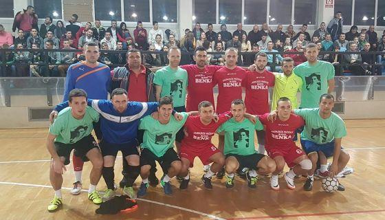 Ekipa iz Novog Pazara pobednik 8. Božićnog turnira u malom fudbalu