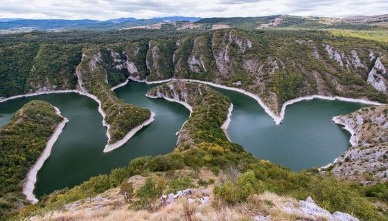 Kanjon reke Uvac