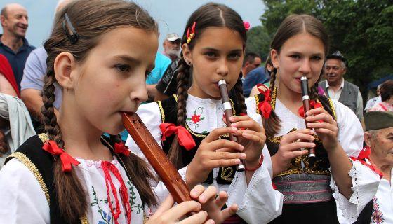 Подмладак чува традицију и изворно стваралаштво ( фото: Д. Гагричић )