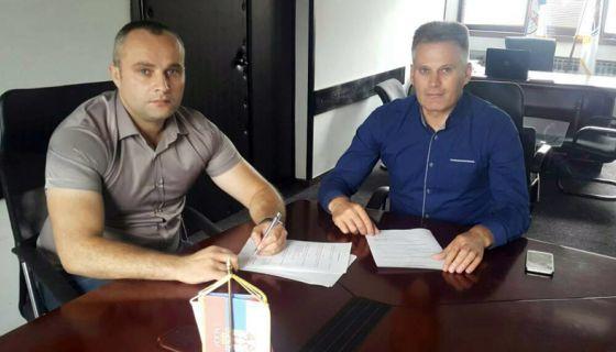 Јањушевић и Васиљевић потписују коалициони споразум