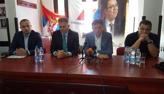 Потписивање споразума ГГ са СНС