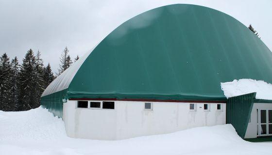 У зимском сну, балон сала чека лопату и пролеће