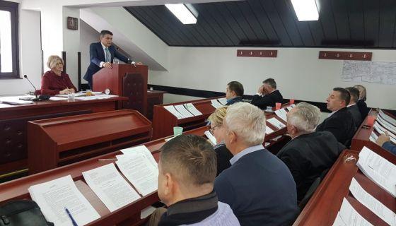 Одборници СО Нова Варош, фото: www.ппмедиа.рс