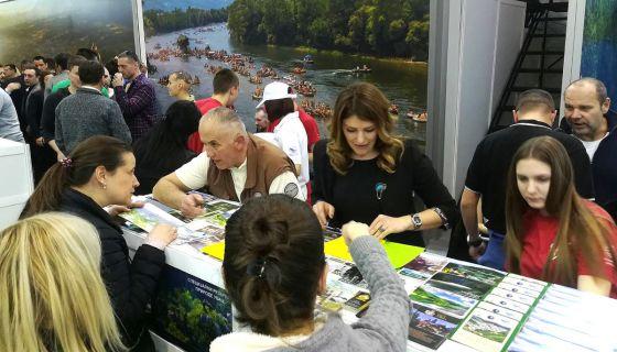 Представљени туристички потенцијали нововарошког краја - са штанда ТСЦ Златар