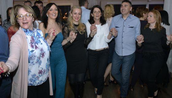 Забава Нововарошана у Београду