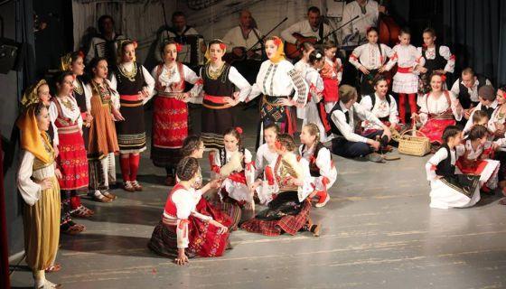 КУД - највећа аматерска дружина у Новој Вароши (архива ДК)