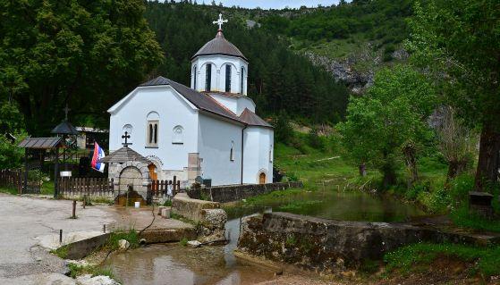 Crkva - Etno selo Štitkovo