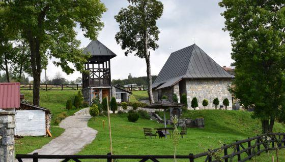 Манастир Дубница у Божетићима