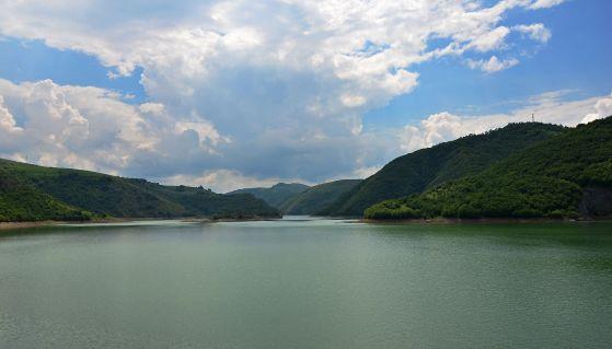 Zlatarsko jezero - Lepote planine Zlatar