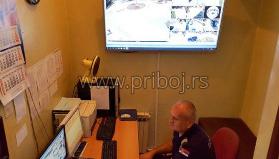 Video nadzor u priboju