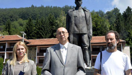 Прецима се одужују помињањем и памћењем- Маријана Ђокић, Радивоје Бојовић и Бошко Копуновић