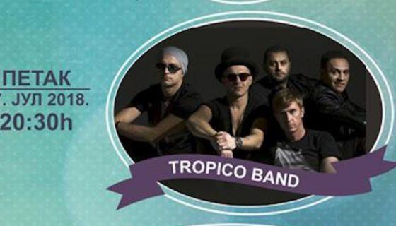 Концерт Тропико бенда - Златарфест 2018