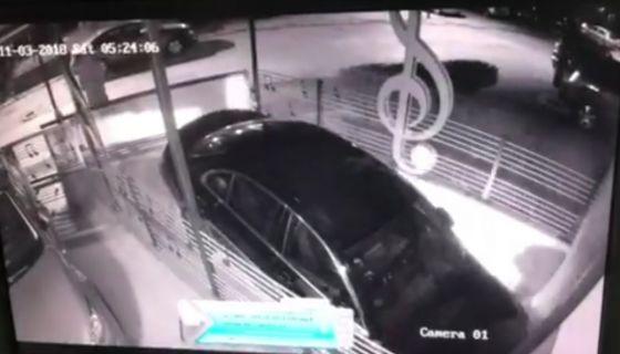 Snimak sigurnosne kamere - Mušović- Prijepolje