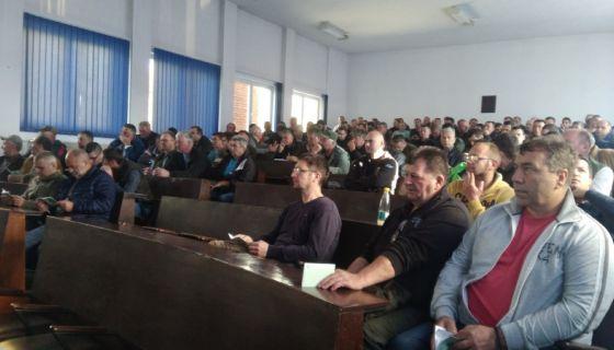 Ловачки сабор на Агрономском факултету данас, Фото: Г. Оташевић