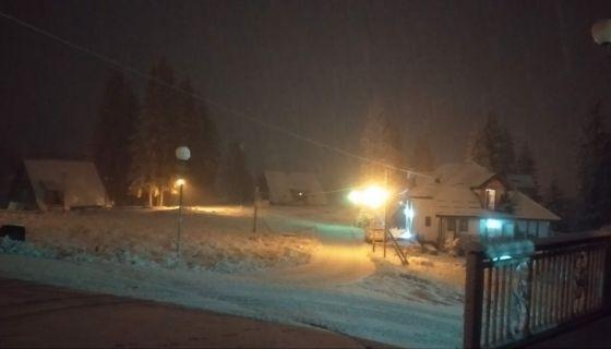 Снег на Златару