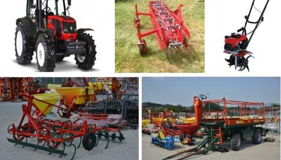 Пољопривредне машине
