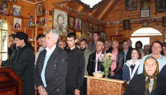 Поштоваоци светиње у срцу Златара