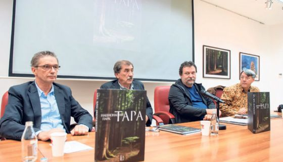 Представљање књиге у Туристичкој организацији Србије (Фото: Н. Неговановић)