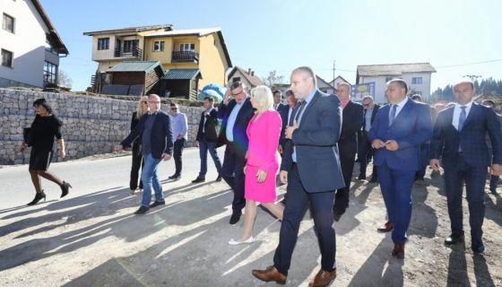 Посета министарске Зоране Михајловић Новој Вароши