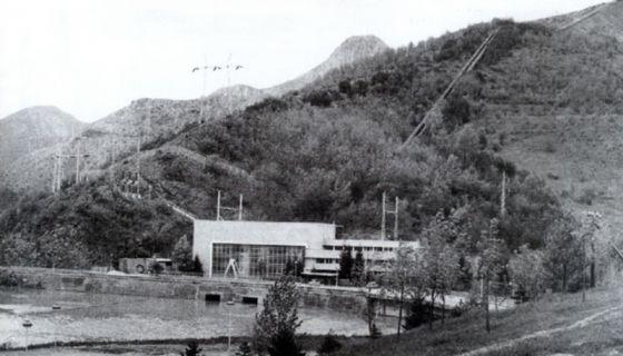 """Хидроелектрана """"Бистрица"""" почела с радом 1960. године"""