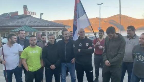 Ходочашће од Београда до Подгорице, младићи стигли у Кокин Брод