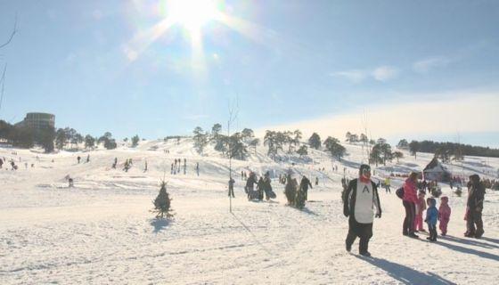 Златибор бележи исти број туриста као и прошле године у месецу марту, фото: РИНА