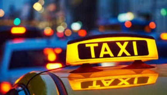 Ilustracija taxi