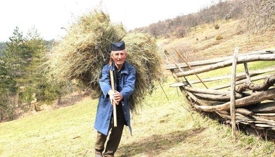 Горштак - Дарко Зечевић из Драглице, пре две године (Фото Д. Гагричић)
