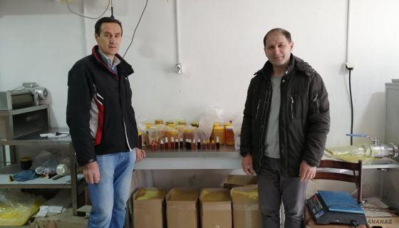 """УП """"Златарка"""" скупља мед за најстарије (фото: Предраг Томашевић)"""