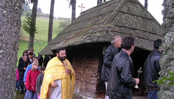 Сабор - цркву у Пети народ походи на Малу Госпојину (Фото Д. Гагричић)