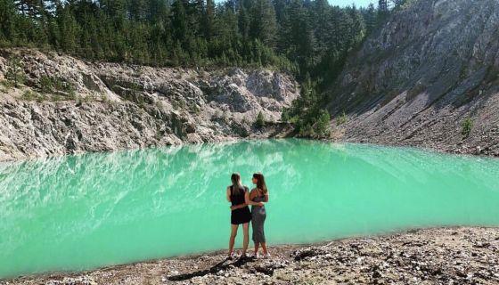 Тавничко језеро