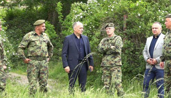 Начелник Генералштаба војске Србије