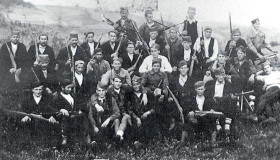 Бледе сећања - мобилизација и обука у четничкој чети, средином рата - Фото библиотека Нова Варош