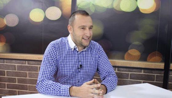 Алем Ровчанин : Изузетно је тежак посао новинара у локалним медијима, Фото: ГЗС