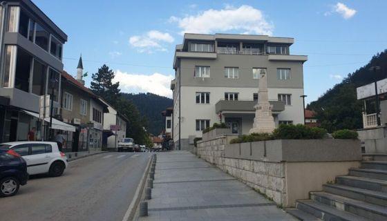 Зграда локалне самоуправе у Пријепољу