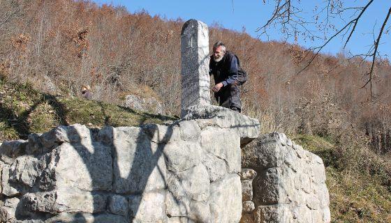 Дуг ратницима - заштита крајпуташа у селу Дражевићи