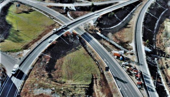 Нови надвожњак у Сушици на магистрали испод Златибора, фото: С. Јовичић