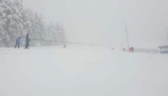 Скијалиште на Јабуци  (Фото: РИНА А. Ровчанин)