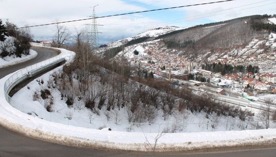 Спремни за сезону, а стаза окована ледом,  (Фото: Д. Гагричић)