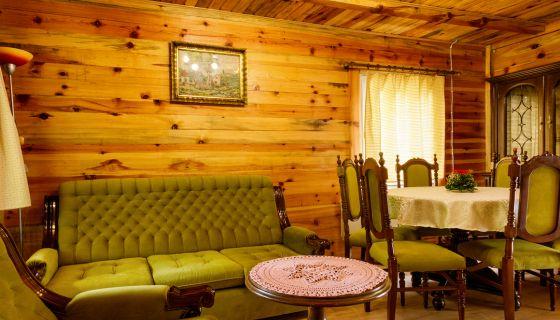 "Brvnara ""Veljko"" Zlatarsko jezero, Brvnara"