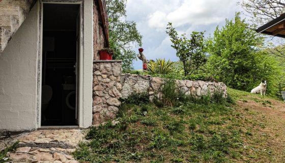 Vikendice The Village House Zlatar, Veća kuća