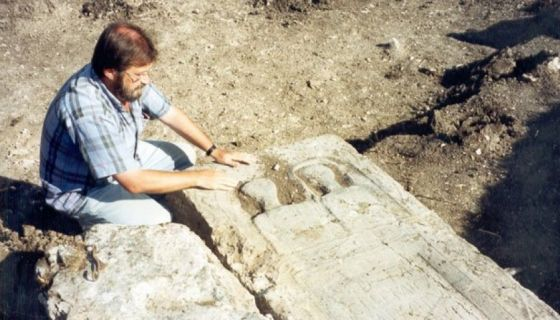 Антика - споменик из 2. века нове ере ( фото: Д. Гагричић)