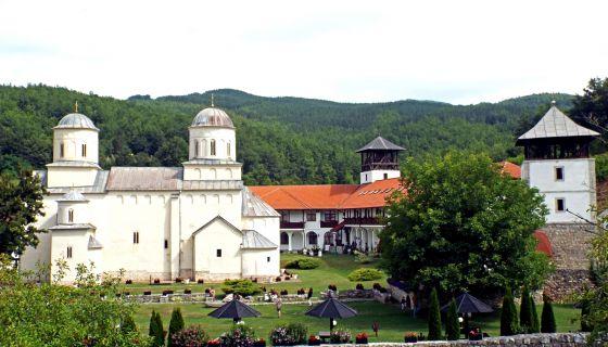 Градитељско умеће и значајан духовни центар – Милешева  (Фото: Књига)