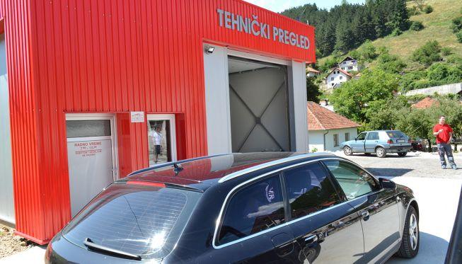 Tehnički pregled i registracija vozila - Concept DMT Control doo Nova Varoš