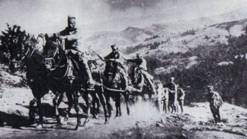 5  Moralna snaga Srpske vojske u Prvom   svetskom  ratu zadivila svet